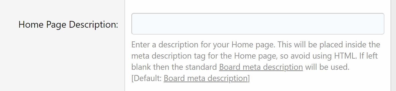 Option - Home Page Description.JPG