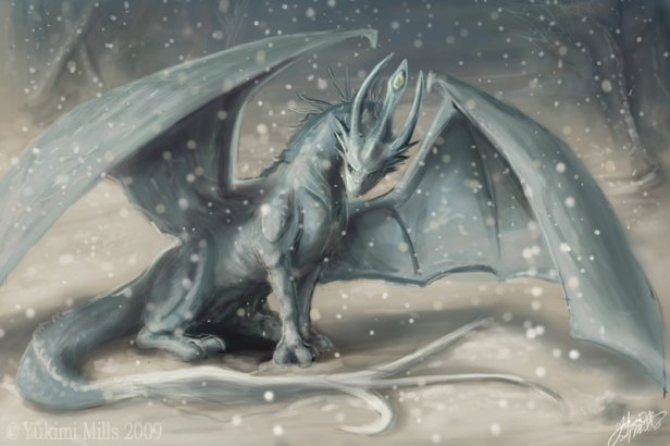SciFi.Fantasy.Winter-Dragon.Speedpaint_Dragon-800.jpg.rZd.272325.jpg