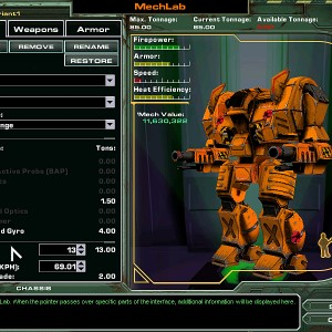 MechWarriors and BattleTech