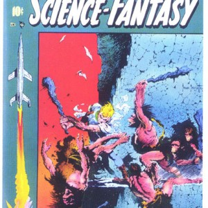 Weird Science-Fantasy
