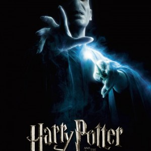 Harry Potter 5 dark poster