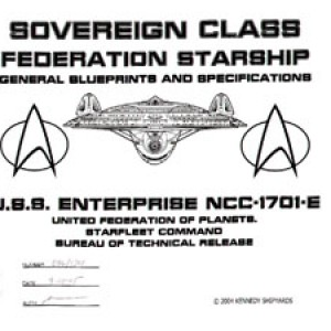 StarTrek Ship Schematics & Blueprints