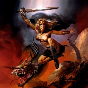 Boris Vallejo Art Gallery