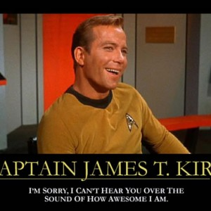 james t. kirk reaaaallllly