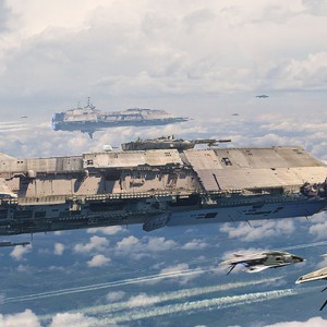Futuristic-navy-warships-military-concept-ship
