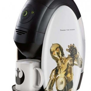 Star Wars Coffee Pot