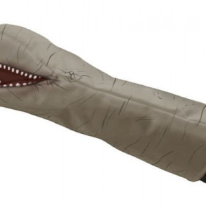 Space Slug Oven Mitt