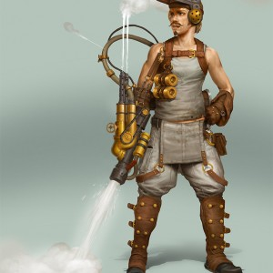 Steampunk Skywalker