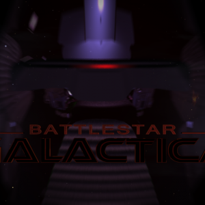 Cylon Comp Head (Battlestar Galactica)