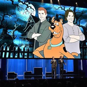 Supernatural / Scooby Doo Crossover