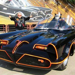 There is only 1 batmobile to me....