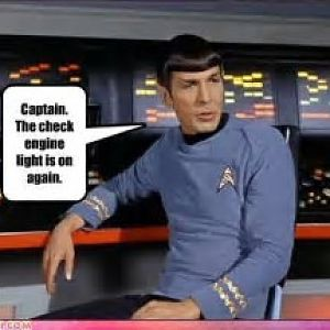 Spock quote of the day...