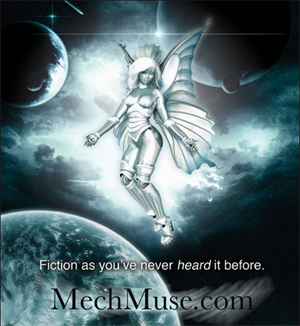 MechMuse Homepage Illustration